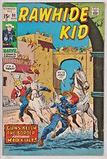 RAWHIDE KID#90 FN/VF 1971 MARVEL BRONZE AGE COMICS