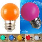 10x 300LM E27 économie d'énergie LED multicolore Ampoule Éclairage Lumière