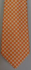 "Kiton Napoli Mens 7 Fold Handmade Woven Silk Tie NEW 59"" X 3.5"" SKU B32/84 $290"