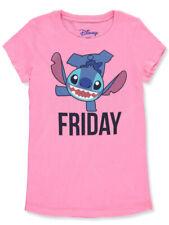 Disney Girls' Stitch T-Shirt