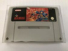 Mega Man 7 SNES Super Nintendo GENUINE HOLY GRAIL