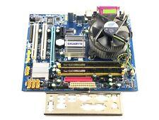 GIGABYTE GA-G31M-S2L SOCKET LGA 775 Intel Motherboard + DUAL CORE CPU + 2GB RAM