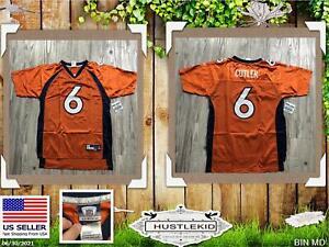 Genuine Reebok Denver Broncos Jay Cutler #6 Football Jersey Youth Boy XLarge XL