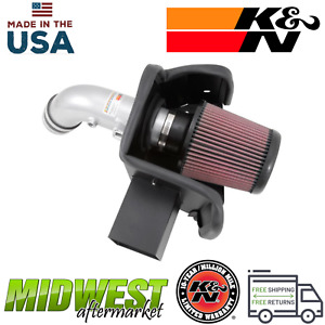 K&N Typhoon Oiled Cold Air Intake System Fits 2013-2018 Nissan Altima 2.5L