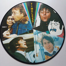 The Beatles - Timeless Ltd Edition Picture Disc Vinyl LP Stickered Sleeve EX+