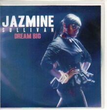 (838K) Jazmine Sullivan, Dream Big - DJ CD