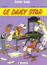 LUCKY LUKE - LE DAILY STAR dargaud  E.O. 1984