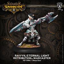 Warmachine - Retribution of Scyrah: Ravyn, Eternal Light  PIP35004