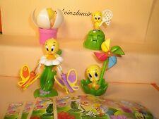 Baby Looney Tunes  Italien 2009 Mädchen Mini Gransorpresa mit allen BPZ