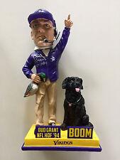 Bud Grant SIGNED Bobblehead - Minnesota Vikings HOF'er (New) RARE Lic. by NFL