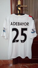#25 ADEBAYOR, MANCHESTER CITY Match Worn Player third shirt used in EPL 2009-11