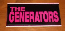 The Generators Sticker Original Promo 5x2.5