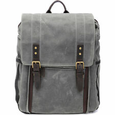 ONA - CAMPS BAY - Smoke - Premium Camera and Laptop Bag Inc Bonus Slik Tripod