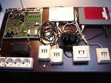 Telefonanlage(ISDN/Router/WLAN) für Bastler(siehe Fotos)voll funktionsfähig