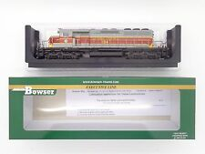 6-24443  Bowser Algoma Central #184 GMD SD40-2 Locomotive -DCC Sound -HO Scale