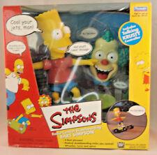 The Simpsons Radio Control Skateboarding Bart Simpson - MIB