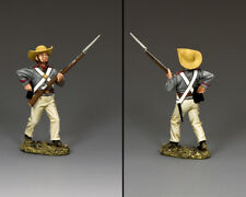 NEW!! Joseph Kerr - King & Country Alamo Defender from New Orleans Greys RTA109