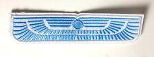 """ALIEN Movie- Blue Weyland Yutani Large Wings  4.7"""" Uniform Patch (ALPA-64BL)"""