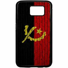 Samsung Galaxy Case with Flag of Angola (Angolan) Options