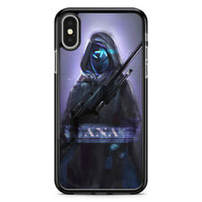 Overwatch ana Shrike case for iPhone XS