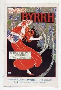 Byrrh - Tonique Hygienique - Concours D'Affiches - 5° Prix - Arthur Foache