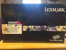 Lexmark 24B5829 Magenta Printer Cartridge
