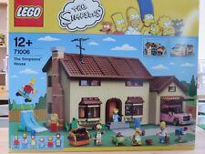 LEGO THE SIMPSONS - 71006 - LA MAISON DES SIMPSONS ( boite abimée voir photos. )