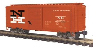 *MTH ONE GAUGE G GAUGE 70-74080 NH Box Car New Never Opened. Car # 32183
