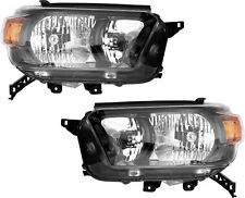 OE Replacement Headlights Headlamps NEW Pair Set for 2010-2013 Toyota 4Runner