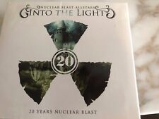 INTO THE LIGHT copilation 2 cd set (avantasia, helloween,nightwish, stratovarius