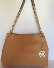 Michael Kors Jet Set Chain Item Leather Large Shoulder Bag 30s5gtcl3l RT