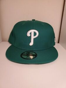 Philadelphia Phillies MLB New Era 59Fifty Fitted Hat/Cap Size 7-5/8