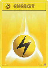 Lightning Energy Common Pokemon Card XY12 Evolutions 94/108