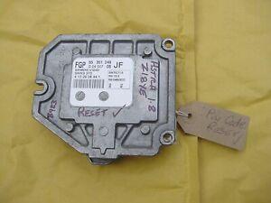 Vauxhall Astra Manual 1.8 ECU 55351248 JF Opel Z18XE Simtec 71.6 Ecm 5WK9370