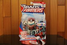 TRANSFORMERS ANIMATED CYBERTRON MODE RATCHET