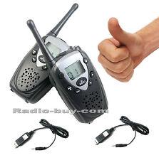 G-099ST,446MHz, PMR (voix SCRAMBLER & radio FM) Talkie Walkie 12 Km, Licence Libre