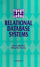 Relational Database Systems by Simovici, Dan A., Tenney, Richard L.