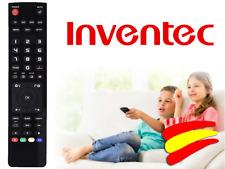Mando a distancia para Televisión TV INVENTEC INV024LED-HD