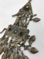 Vintage Kuchi Necklace Tribal Boho