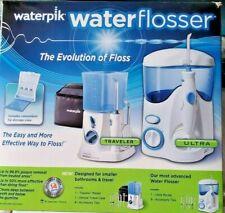 WaterPik Water Flossers Ultra Countertop WP-100 Traveler WP-305 Dental Irrigator