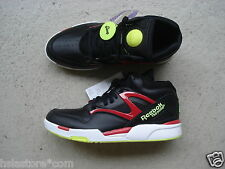 Reebok Pump Omin Lite Classics 45 Black/Excellent Red/Solar Yellow/White