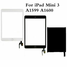 LCD Display Touch Screen Digitizer Home Button For iPad Mini 3 A1599 A1600 Lot