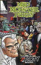 Mad Monster Party Adaptation #1 VF; Black Bear   save on shipping - details insi