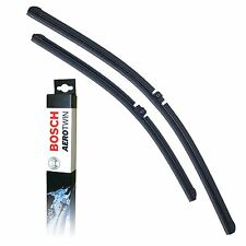 Bosch Aerotwin Flat Front Wiper Blade Set Pair fits BMW 3 Series (E46) 1999-2006