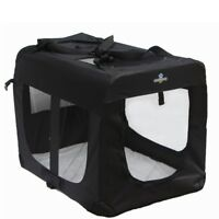Confidence Pet Portable Folding Soft Sided Dog Crate Kennels