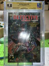 Detective Comics #1000 CGC 9.8 SS Signed By Jim Lee, Sinclair, Williams 3x Sigs