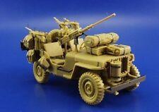 eduard 35797 1/35 Armor- Willys Jeep SAS for Tamiya