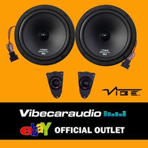 "VIBE OPTI8VWT5.1-V0 - VW T5.1 Transporter 8"" 2-Way Component Speaker Upgrade Kit"