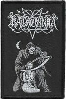 Official Licensed Merch Woven Sew-on PATCH Heavy Metal Rock KATATONIA Reaper