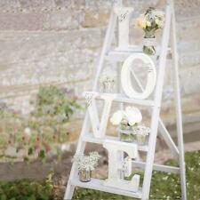 Wooden White Letters Love Alphabet Wedding Party Home Decorations Supplies